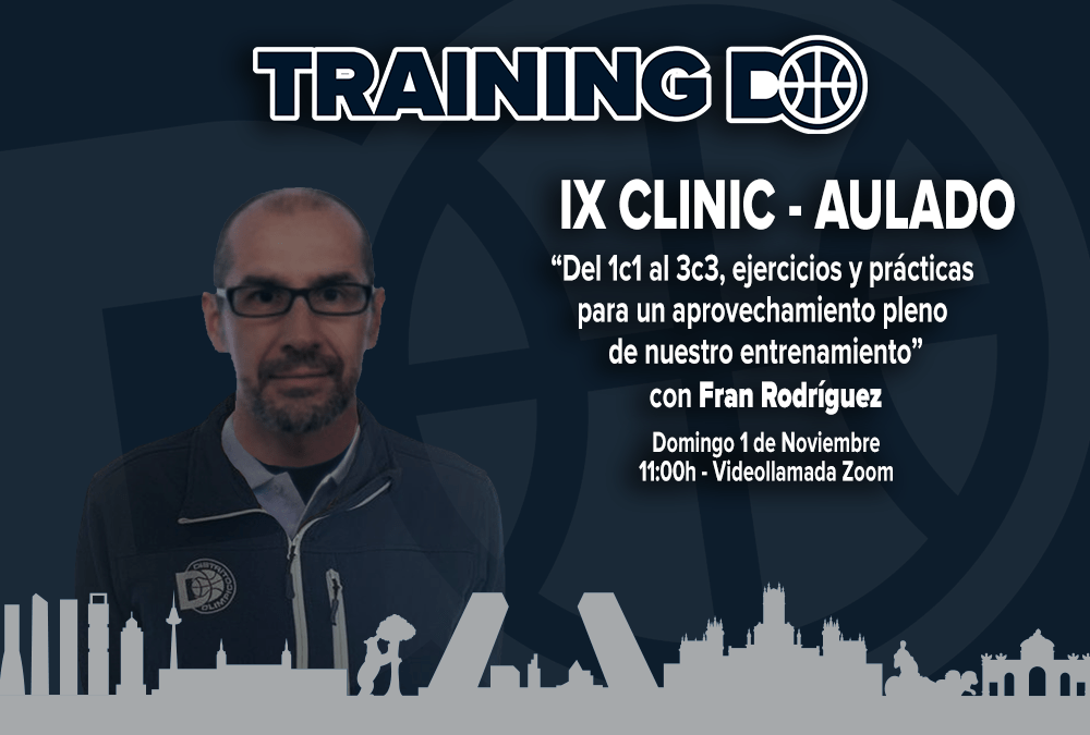 IX CLINIC AULA DO – DEL 1C1 AL 3X3