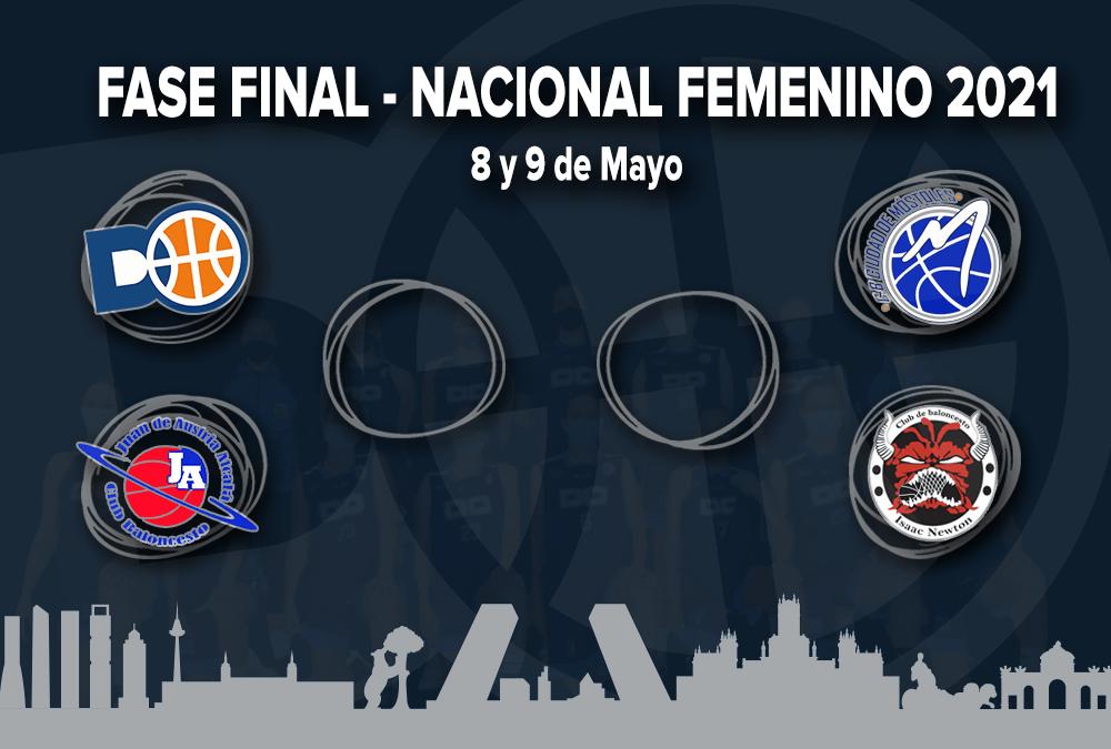 NUESTRO NACIONAL FEMENINO JUGARÁ LA FASE FINAL